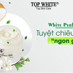 """Công dụng """"hiếm có khó tìm"""" của tinh dầu hoa nhài trong Top White D2"""