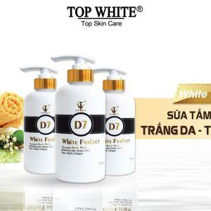 """3 dưỡng chất giúp """"chặn đứng"""" nỗi lo viêm nang lông trong Top White D7"""