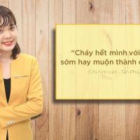 """Chị Kim Liên - """"Từ bỏ giấc mơ công chức, tôi bắt đầu khởi nghiệp kinh doanh vì đam mê"""""""