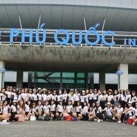 Top White tổ chức tour nghỉ dưỡng dành tặng Đại lý tại Phú Quốc