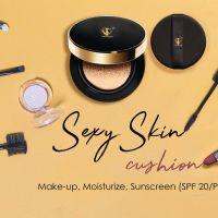 Các thành phần của phấn nước Cushion và lý do nên sử dụng Cushion để makeup
