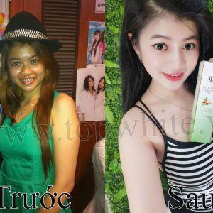 Hot girl Việt kiều Campuchia gây sốt với vóc dáng quyến rũ cùng làn da trắng sứ