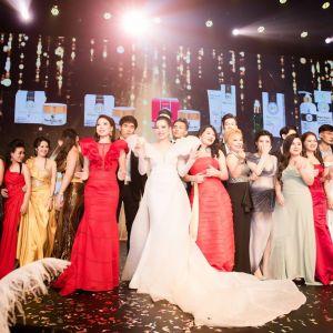 Top White Best Awards Of The Year 2019 gây sốt trên sóng truyền hình HTV9