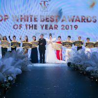 Chúc mừng dàn người đẹp Top White đạt giải thưởng Top Diamond Of Sales 2019