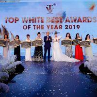 Chúc mừng dàn người đẹp Top White đạt giải thưởng Top Gold Of Sales 2019