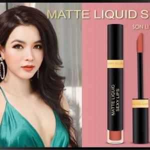 Tình yêu lãng mạn hơn khi có Matte Liquid Sexy Lips Romance Love