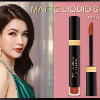 Yêu mỗi ngày với Matte Liquid Sexy Lips Everyday Love