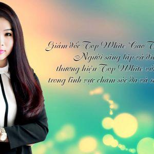 Nữ Giám đốc Cao Thị Thùy Dung và buổi phỏng vấn tuyển dụng khác thường của Top White