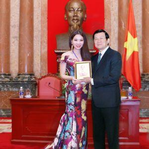 Giám đốc Top White Cao Thị Thùy Dung và hành trình gieo hạt thanh xuân