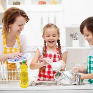 Những thói quen rửa bát tiềm ẩn khả năng gây hại sức khỏe