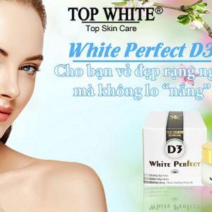 """4 lý do khiến phái đẹp """"đua nhau""""lựa chọn Top White D3"""