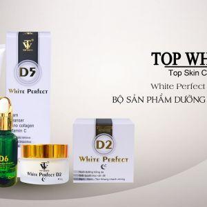 Vì sao nên chọn bộ ba Top White D2+D5+D6 cho quý cô ngày 8/3?