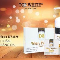 """Giải mã sức hút """"vạn người mê"""" của bộ ba Top White D7+D8+D9"""
