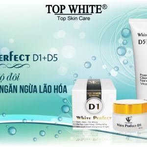 Bộ đôi Top White D1+D5 - Quà tháng 3 làm say lòng phái đẹp