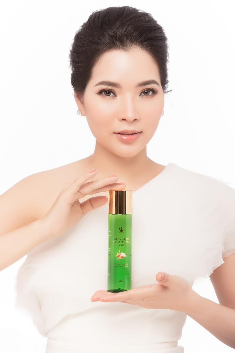 Mã vạch 8936097440127 - Dầu tẩy trang sexy skin cleansing oil