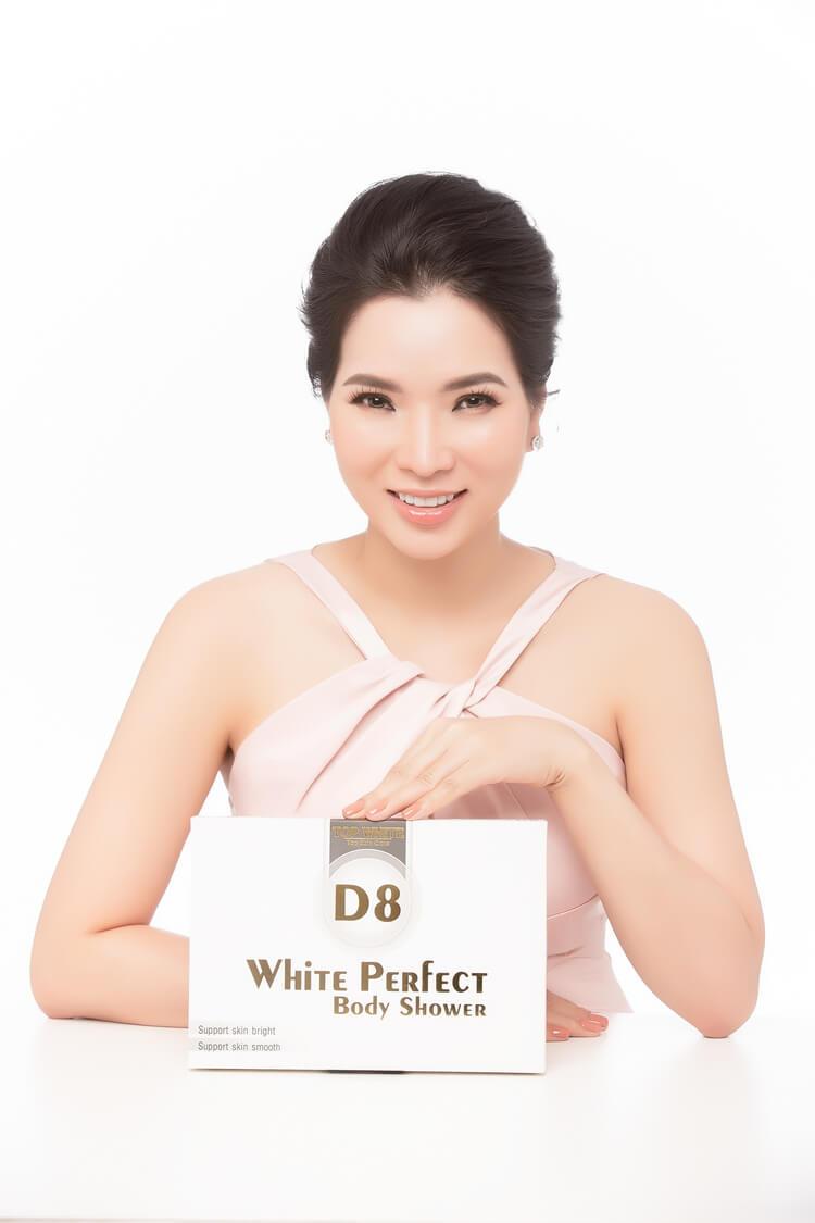 Mã vạch 8936097440080 - kém tắm trắng da top white d8