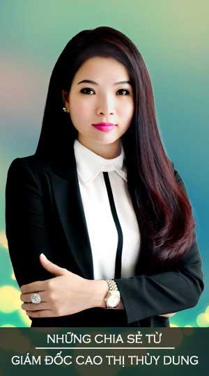 Giám đốc Cao Thị Thùy Dung