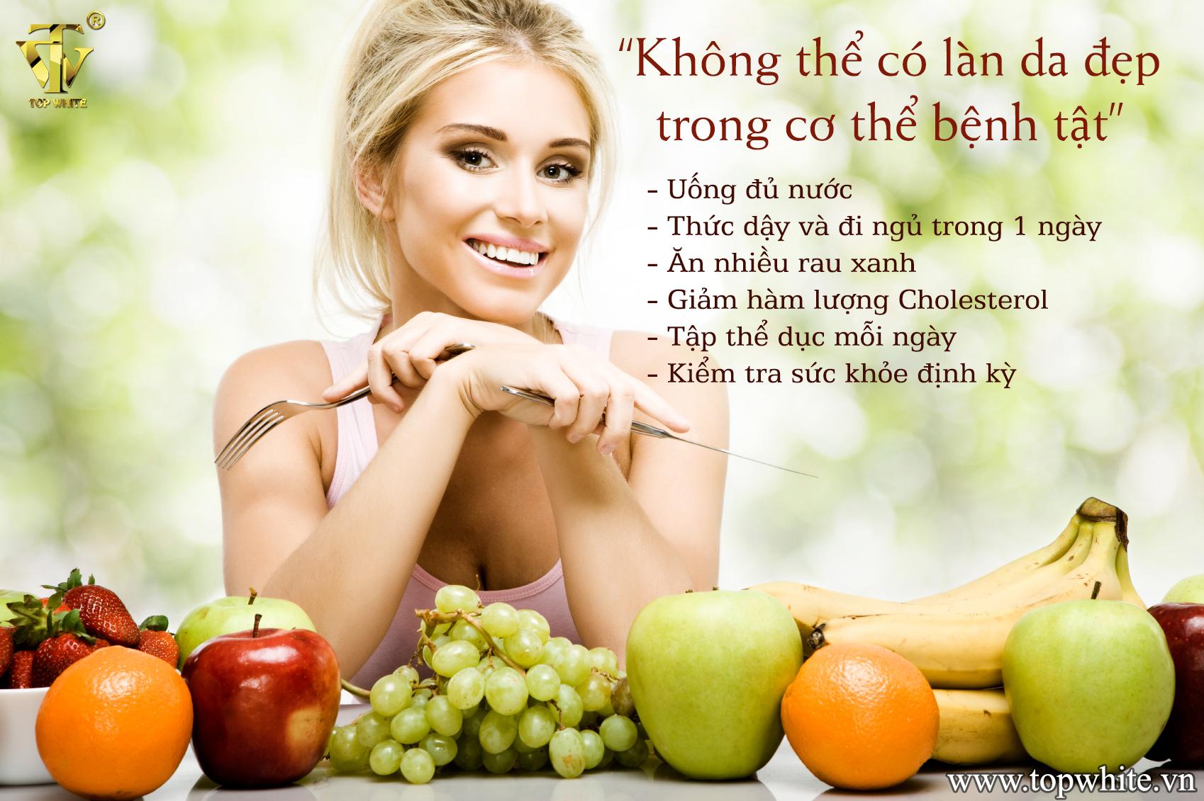 Những nguyên tắc cơ bản để có làn da đẹp