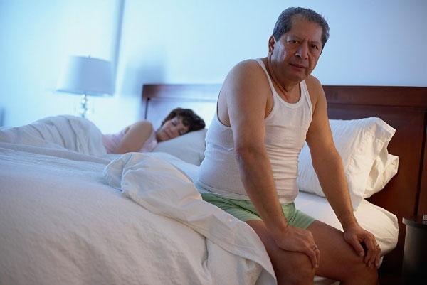 Tiểu đêm ảnh hưởng rất nhiều đến giấc ngủ