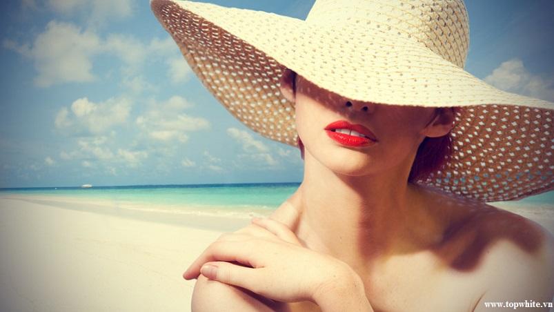 Top White và giải pháp chăm sóc da toàn diện trong ngày hè