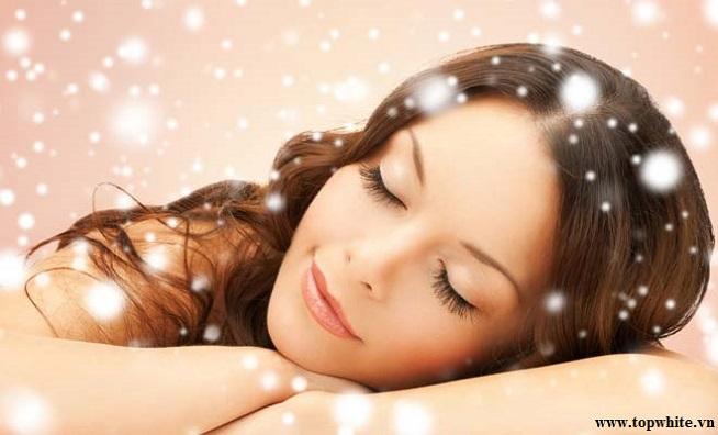 Top White khuyên bạn ngủ trước nửa đêm tốt cho sức khỏe và làn da