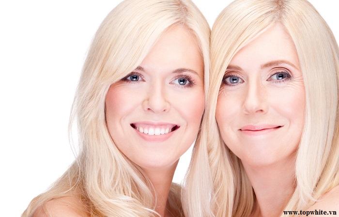 Top White khuyến cáo yếu tố di truyền chi phối đến tính chất làn da mỗi người