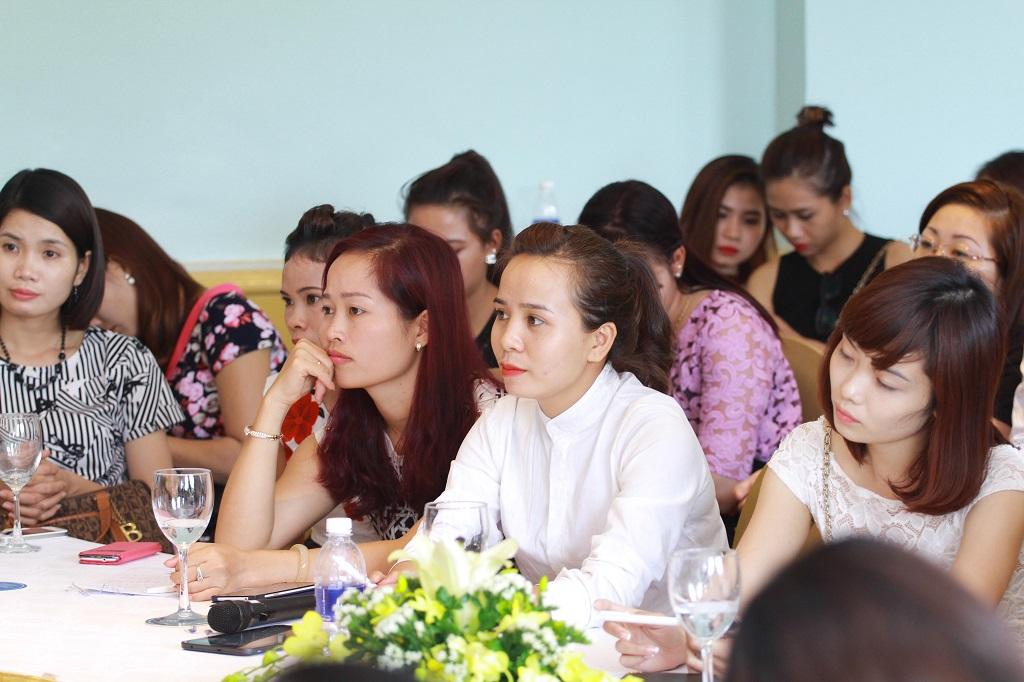 Tổng giám đốc Top White Cao Thị Thùy Dung