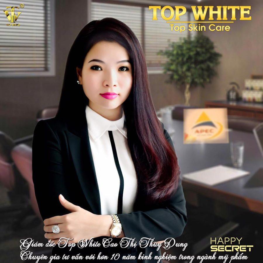 Top White giám đốc Cao Thị Thùy Dung