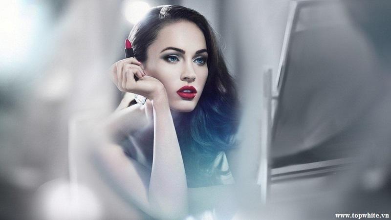 Top White khuyên bạn nên hạn chế trang điểm chăm sóc da mặt
