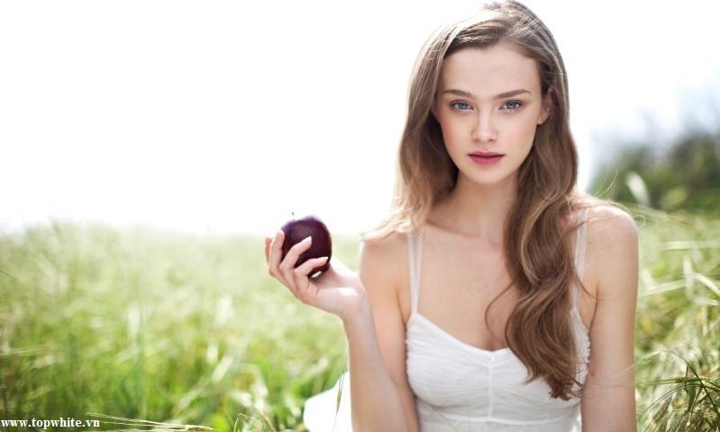 Top White khuyên bạn nên thường xuyên bổ sung thực phẩm giàu chất chống oxy hóa