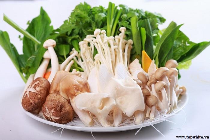 Top White khuyên bạn nên lựa chọn nấm cho thực đơn ngày tết