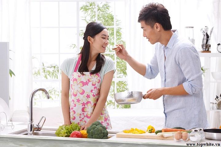 Top White mách nhỏ 5 loại thực phẩm tốt cho ngày Tết