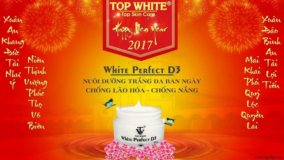 Top White D3 kem chống nắng