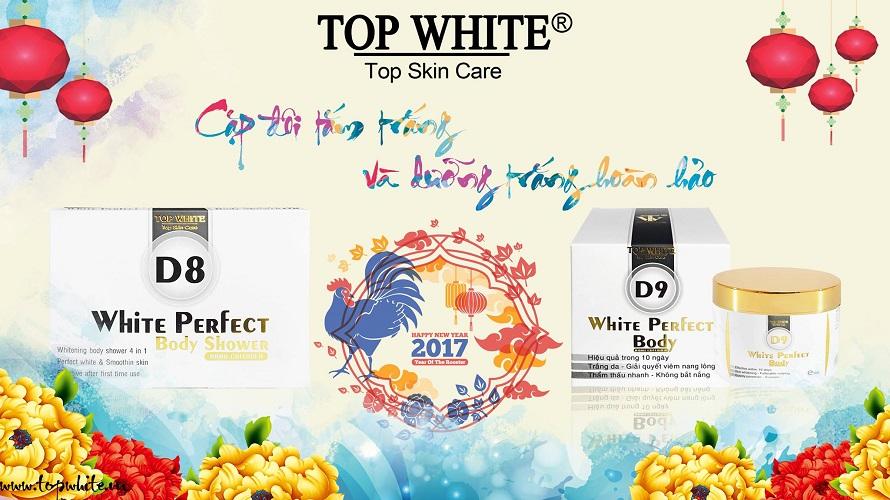 Top White D8+D9