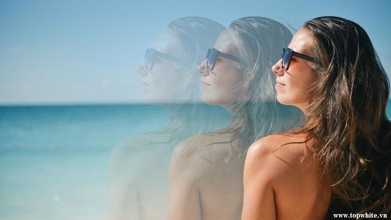 Top White khuyên bạn nên dùng kem chống nắng