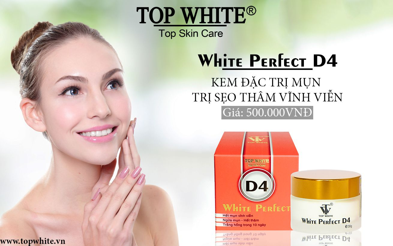 kem top white d4