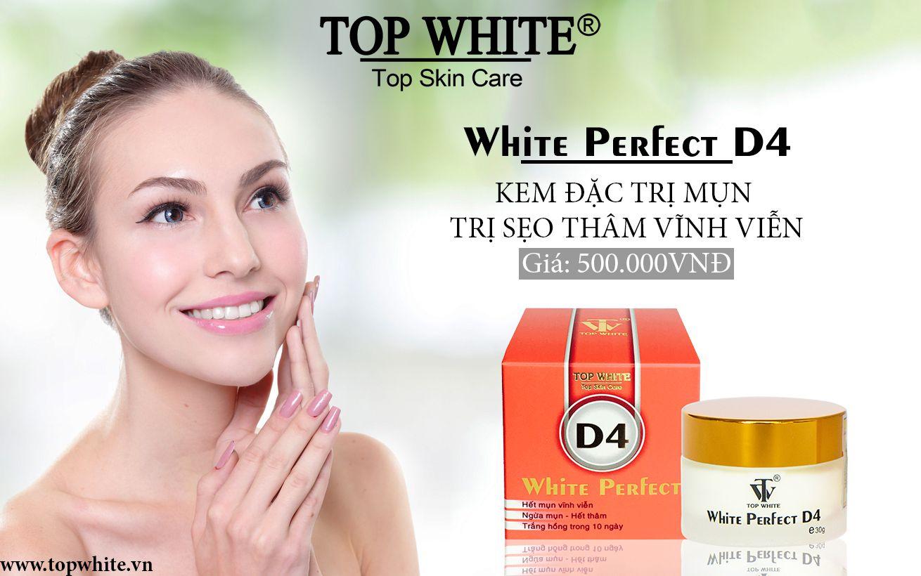 kem top white d4