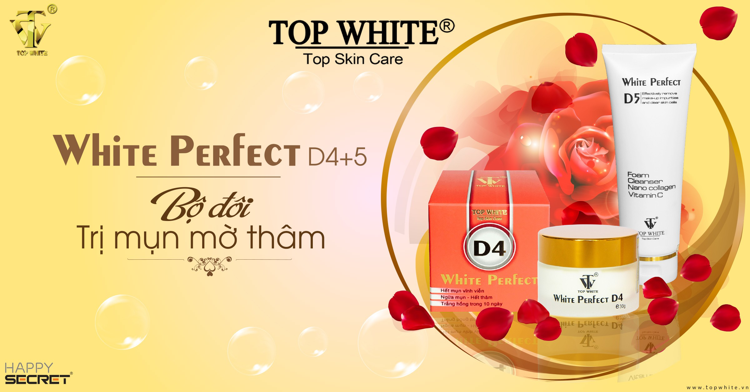kem top white d4 d5