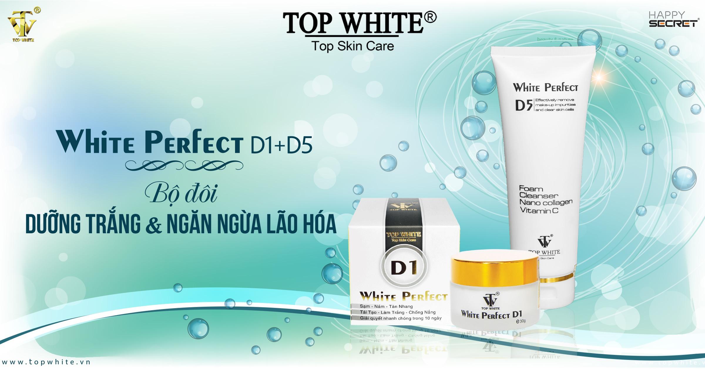 Top White D1 D5