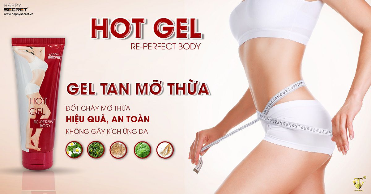 gel tan mỡ top white