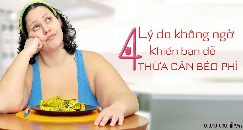 làm sao để giảm cân