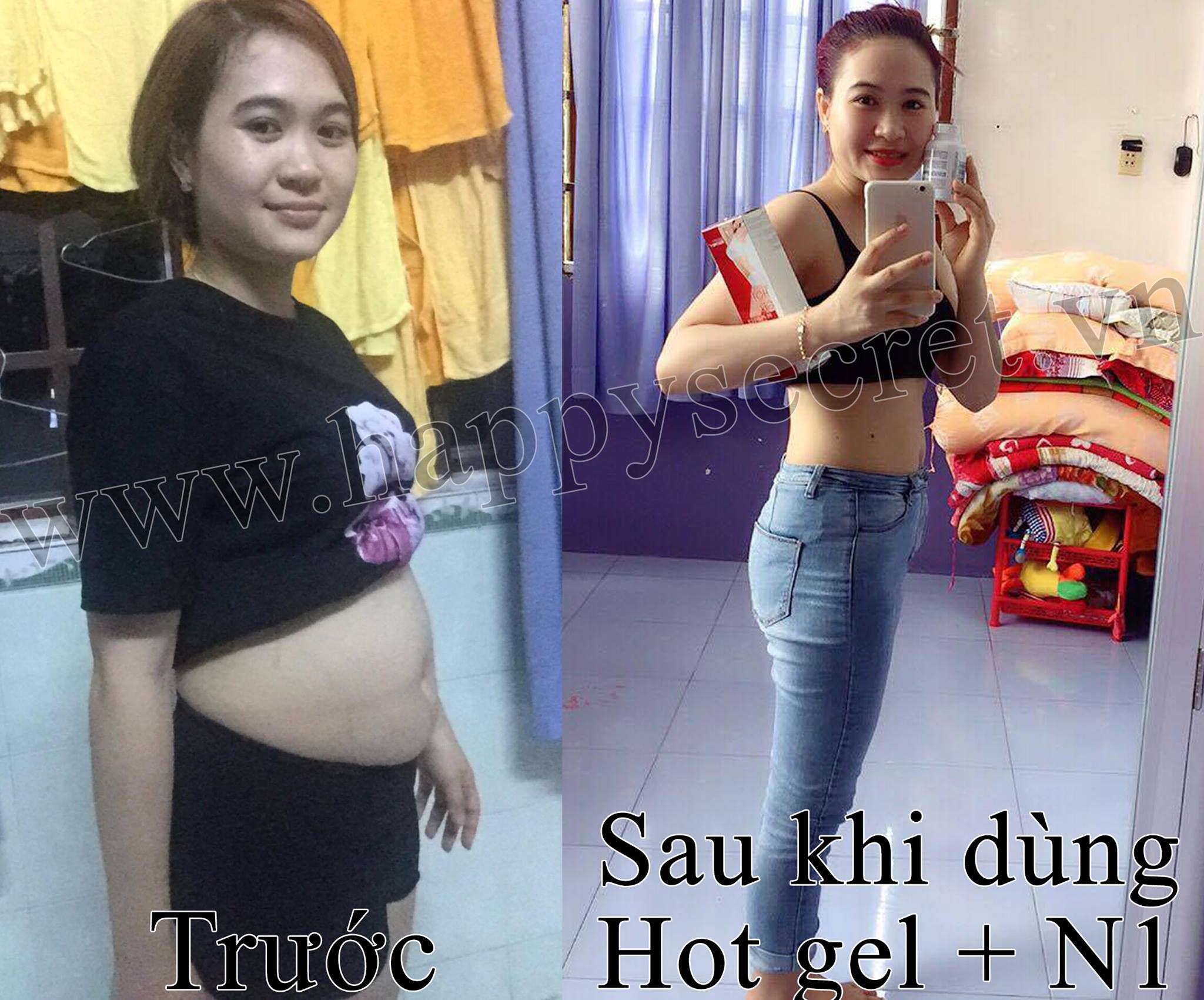 review viên uống n1 top white