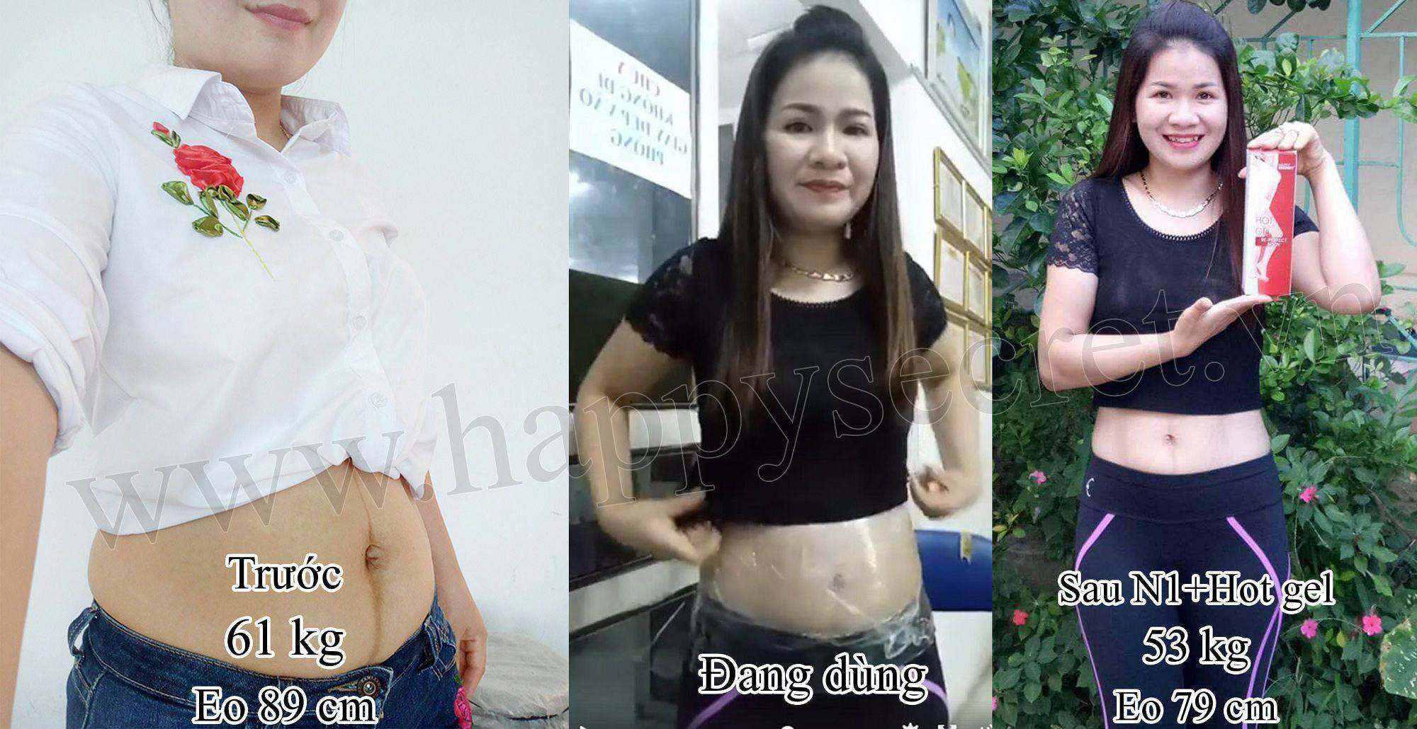 cách giảm cân sau sinh