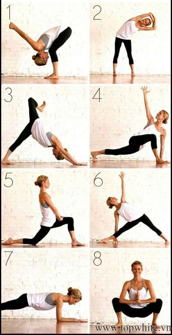 cách giảm cân nhanh tại nhà cho nữ - tập thể dục