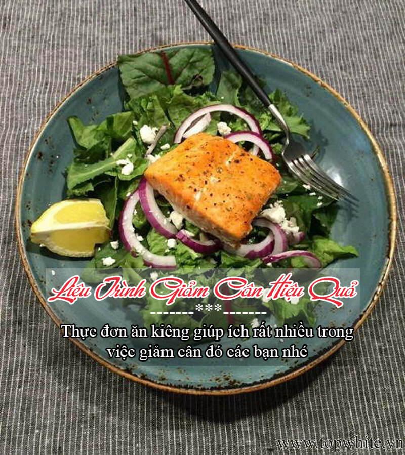 ăn kiêng liệu trình giảm cân hiệu quả nhất