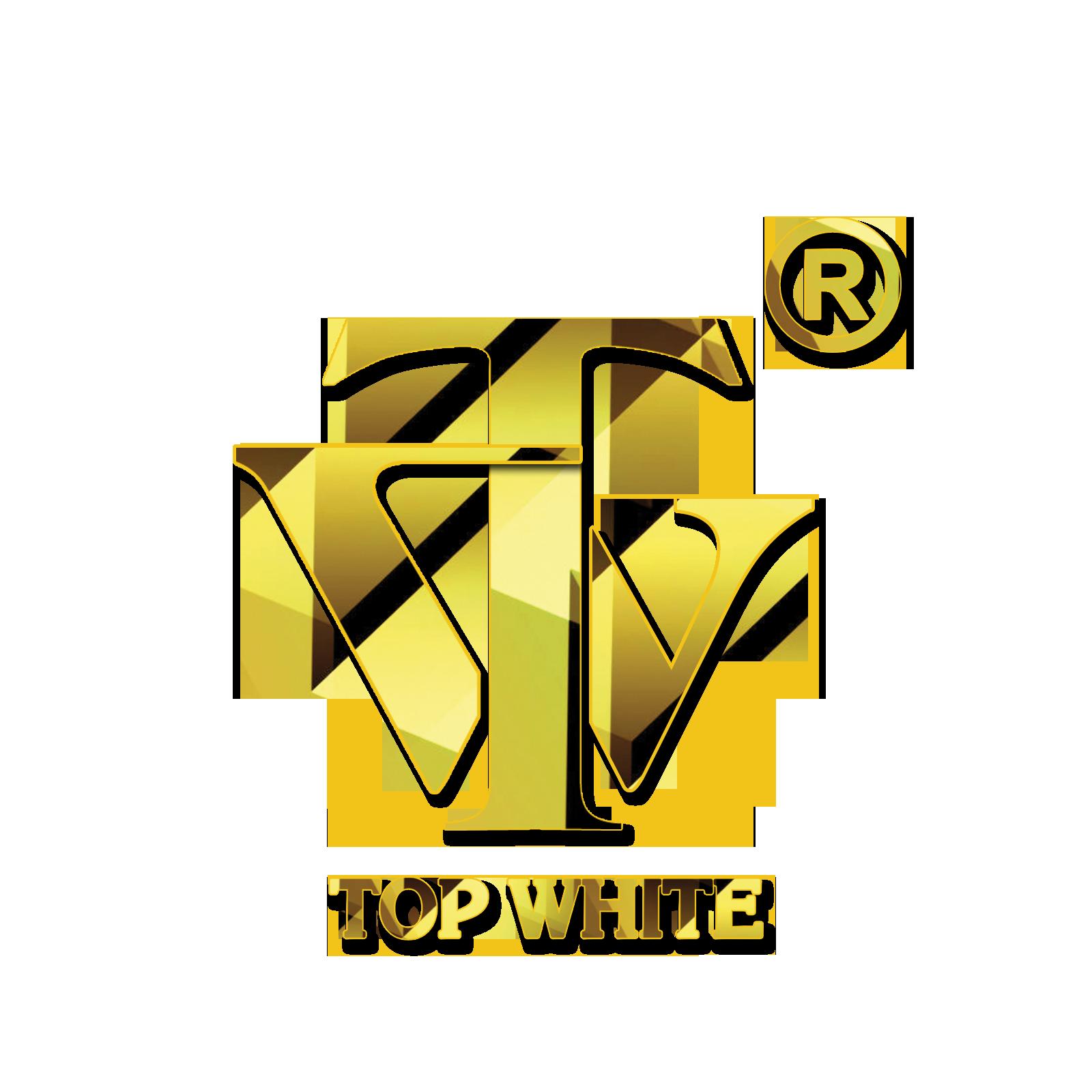logo mỹ phẩm top white
