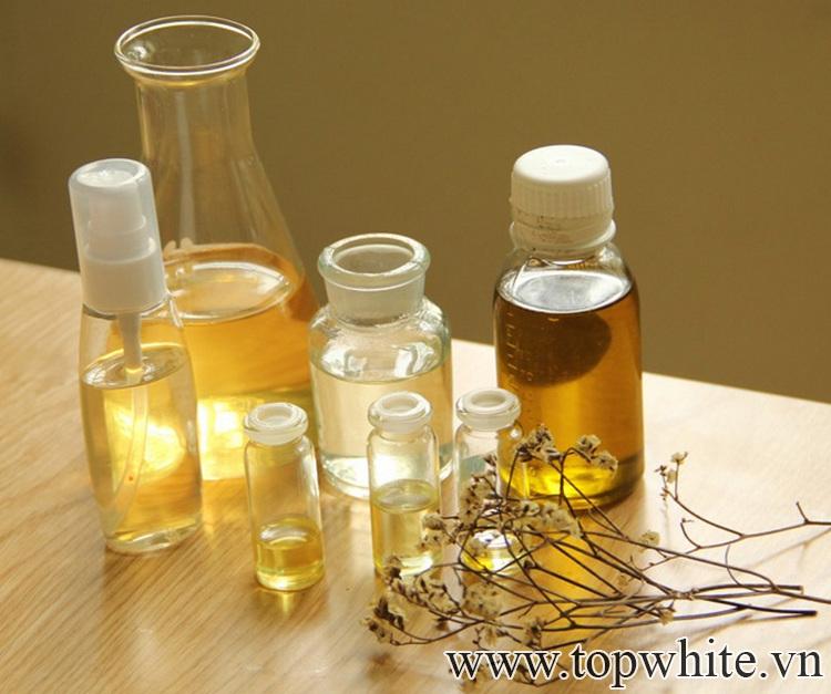 Tẩy trang nào tốt cho da dầu