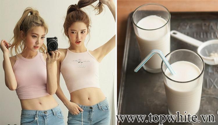Tẩy trang bằng sữa tươi có thực sự hiệu quả như bản chất