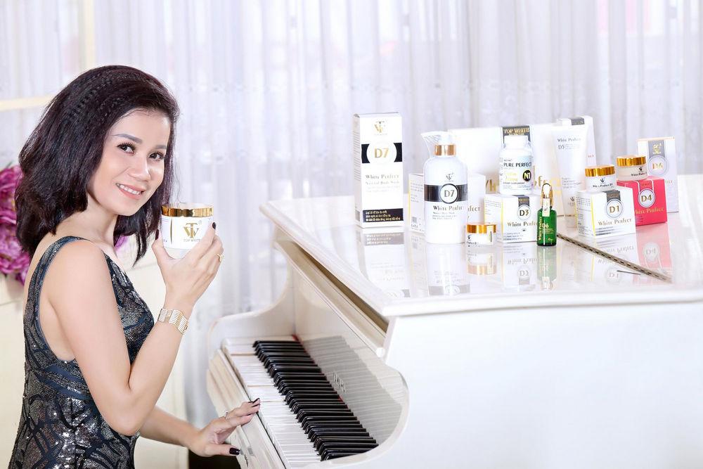 Chị Nguyễn Thị Diễm Hằng, hiện sống tại quận Tân Bình từng là chuyên viên mẫn cán của nhiều hãng mỹ phẩm lớn.